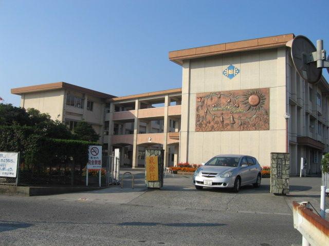 姶良市立姶良小学校 : 姶良市にアパートを作るぞ!