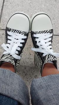 ゼブラ長靴