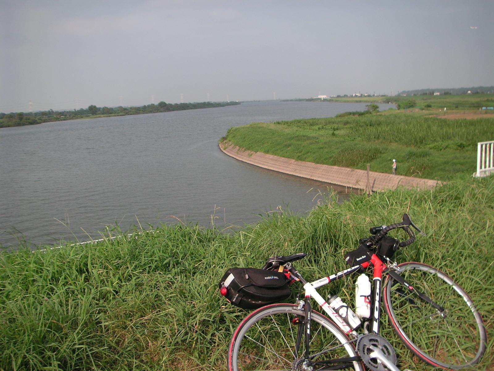 自転車の 自転車 千葉県 最大 : 江戸川~利根川~印旛沼
