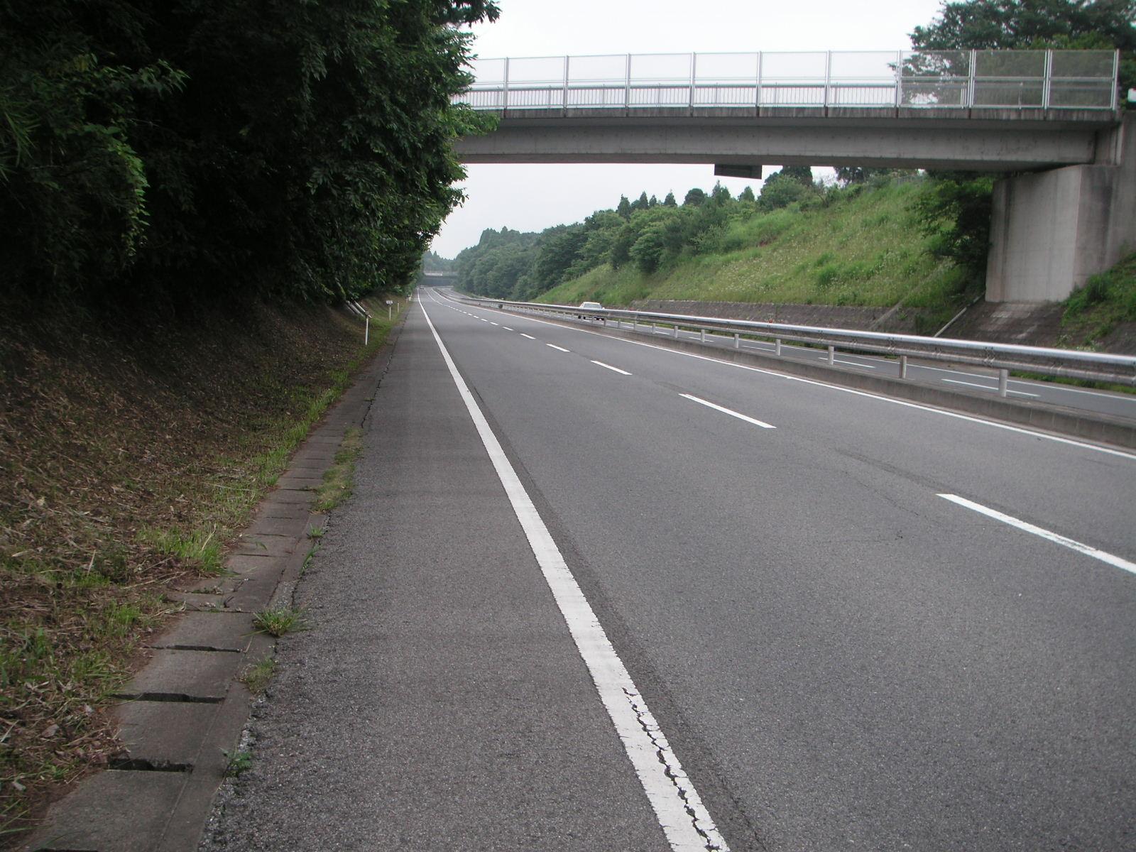 自転車Ride&釣りLife千葉外房有料道路往復                 nobrini