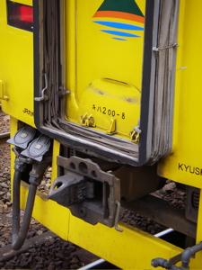 キハ200連結器