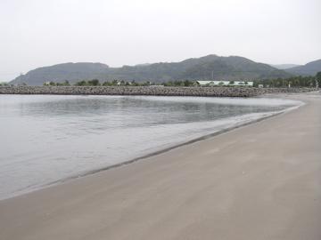 五反田川河口