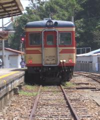 加津佐駅にて4