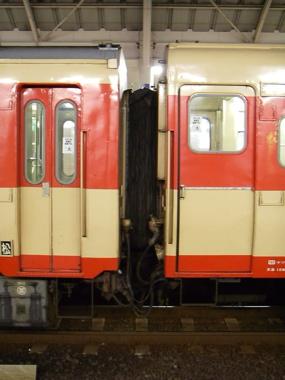 高松駅にて3