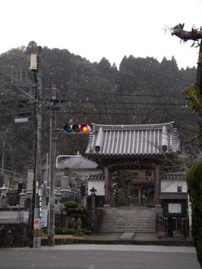 雪の永国寺