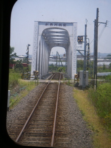 水無川橋梁