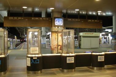 高松駅にて5