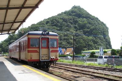 加津佐駅にて1