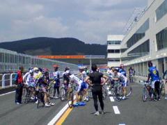 レース終了