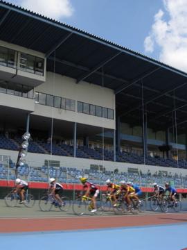 自転車競技部に挑戦