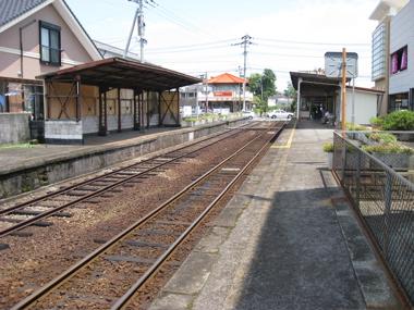 島原外港駅2