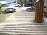 緑の駐車場2
