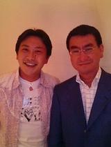 延嘉隆VS河野太郎