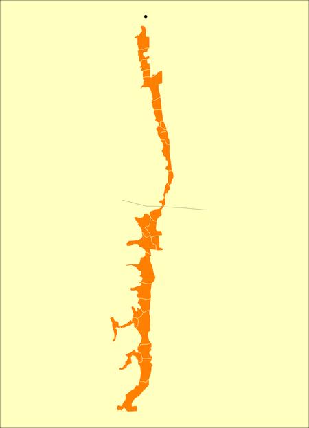 ブルゴーニュ白地図 [更新済み]