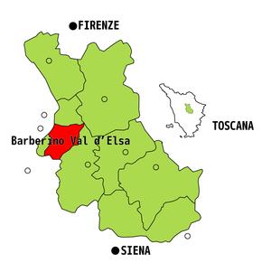 Berberino valdElsa