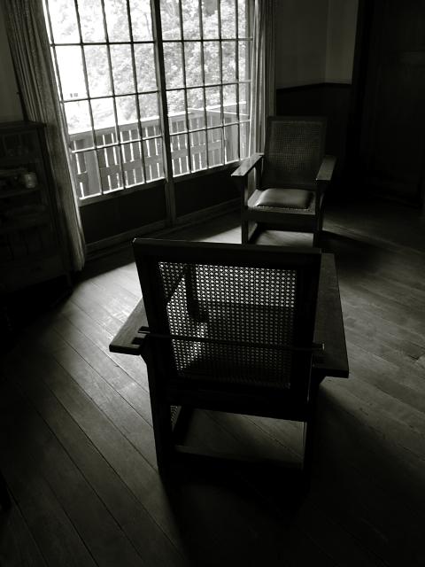 アンティークな椅子:2