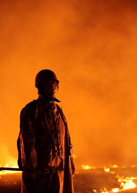 炎の消防士:1