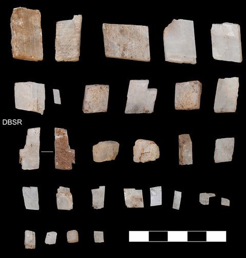 カラハリ方解石の結晶