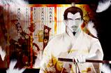 信長・本能寺の変の図(画・ろくまめ様)