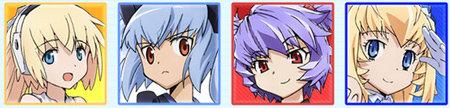 武装神姫 BDBOX特典でアン・ヒナ・アイネス・レーネの素体を限定再販決定!