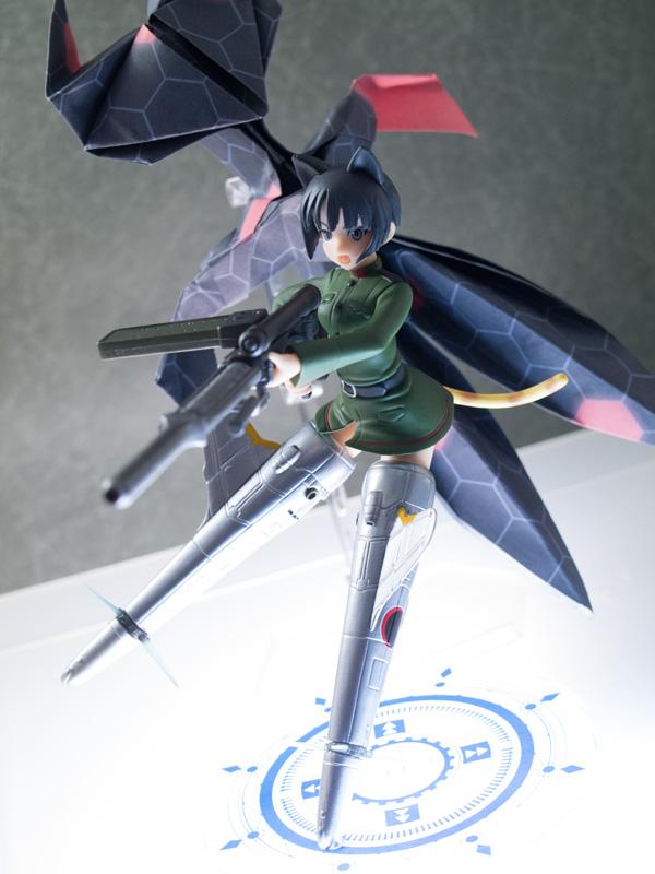 レビュー セガプライズ ストライクウィッチーズ2 HGフィギュア vol.3 中島錦