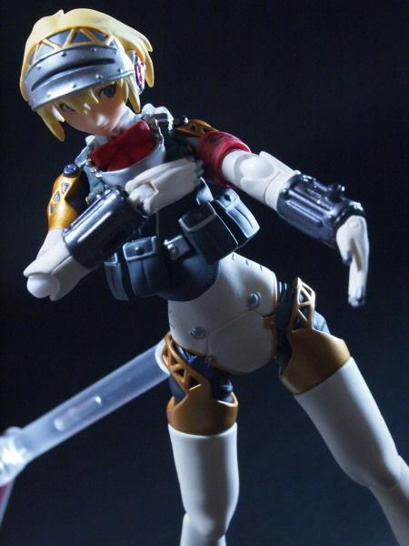 レビュー figma EX.008 アイギス 重装ver.(WF2011夏限定)