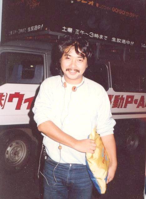 多分…真駒内5万人コンサートの前の年の1981年『大いなる愛よ夢よ'81... 松山千春で思い出