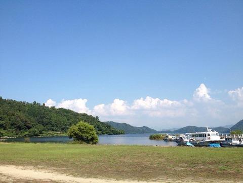 沖島に行ってきたよ