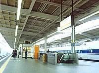 新幹線の座り方