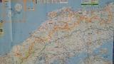 鳥取・島根道路マップ