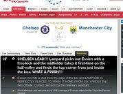 Chelsea vs City LIVE