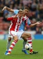 20130914 vs Stoke draw
