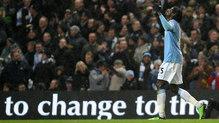 12 Adebayor celebrates goal