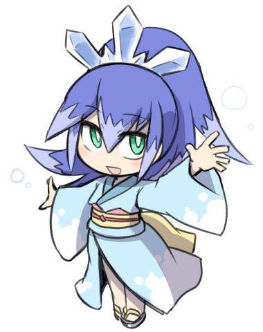 妖怪ウォッチ 図鑑 ふぶき姫