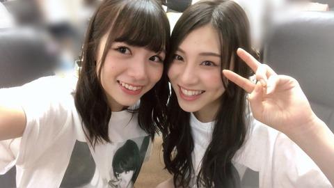 北野日奈子・相楽伊織『このタイミングで花奈さんがセンターになってくれて嬉しかった・・・』【乃木坂46】