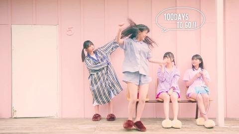 3期生曲『トキトキメキメキ』カップリングショートver史上最速で100万再生突破!!!【乃木坂46】