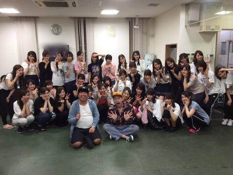 乃木坂46と番組を持ってる芸人一覧がこちら!!!!!
