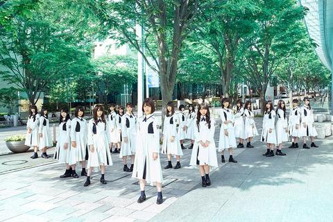 けやき坂46のアルバムが初動112,912枚!乃木坂アンダーアルバム初動を超える結果・・・【乃木坂46/けやき坂46】