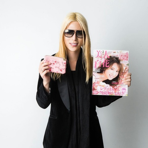 【乃木坂46】カリスマホストのローランドが衛藤美彩表紙の『美人百花』を持っている画像がこちらwwwwww