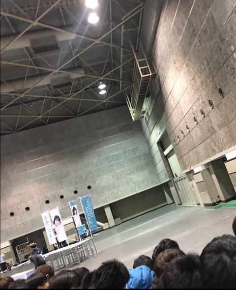 西野七瀬『卒業セレモニー』が開催される2号館の様子(動画)が公開!!! 【乃木坂46】