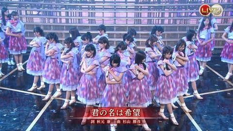 【乃木坂46】2年連続紅白出場決定!おめでとうございます!