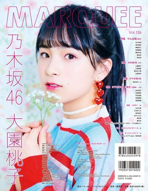 【乃木坂46】大園桃子は選抜にいるのが当然の輝きだな!