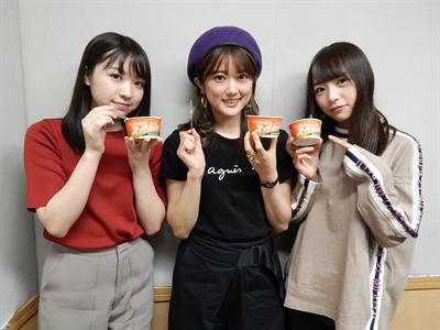 10/14放送「乃木のの」ゲストは北野日奈子&渡辺みり愛