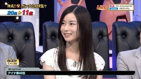 【対立】鈴木絢音のガンダム好きキャラを奪った佐々木琴子・・・