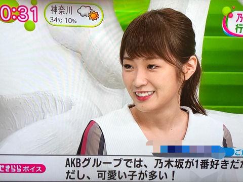 【悲報】設楽さんの「ノンストップ!」で視聴者が乃木坂をAKBグループと認定wwwwwww