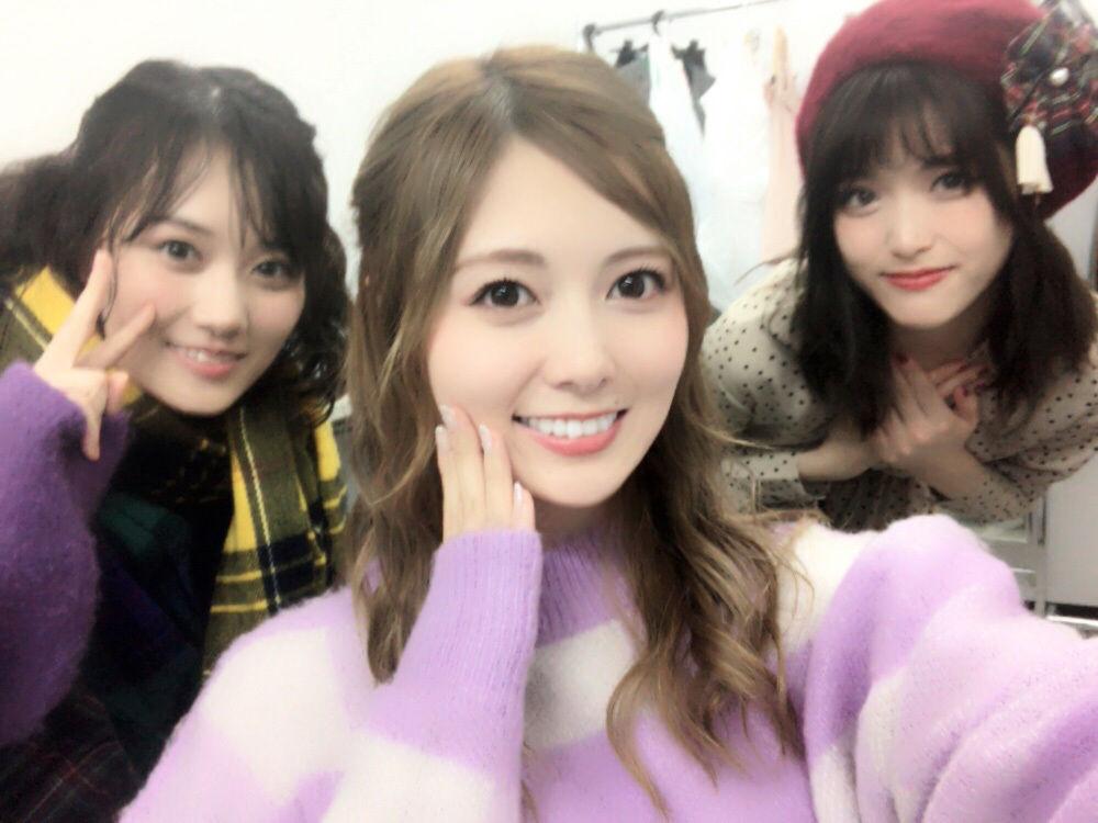乃木坂46白石麻衣「ひらがなけやきちゃん、こっそり大好きなんだ(*^_^*)」