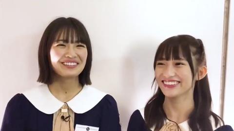 【乃木坂46】4期生『悪ガキコンビ』きたw コメント動画が公開wwwwww