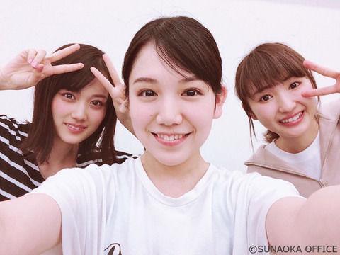 【乃木坂46】田上真里奈さんブログに『井上小百合×山下美月』との3ショットが公開!