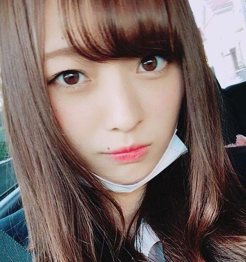 【乃木坂46】梅澤美波ちゃんの自撮りが可愛すぎる!