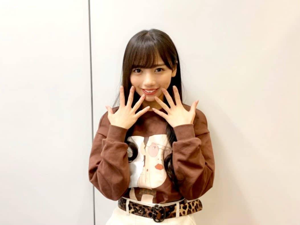 日向坂46 齊藤京子、MBSラジオ 「イマドキッ」オフショット【11/7放送分】